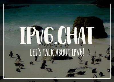 IPv6.Chat